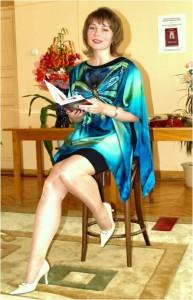 Мария Парамонова